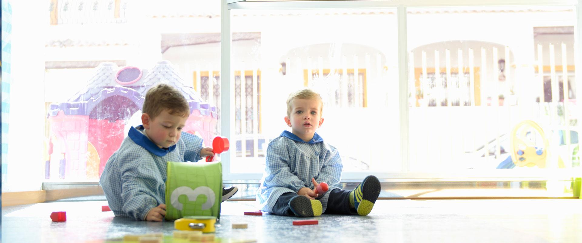 Escuelas infantiles Lysmon en Murcia y Alicante
